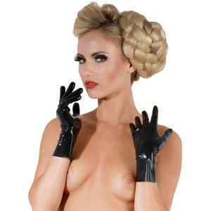 Latexové rukavice - krátké