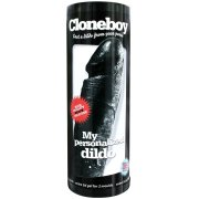 Cloneboy Black Dildo - sada pro odlitek penisu