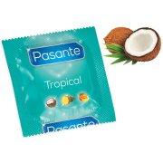 Kondom Pasante Tropical Coconut