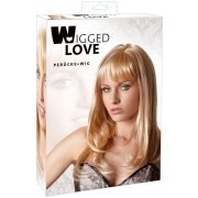 Dlouhá blond paruka Yvette - Wigged Love