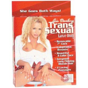 Nafukovací panna Gia Darling (transsexuál)
