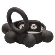 Natahovač varlat se závažím a erekčním kroužkem C-Ring Ball Stretcher M