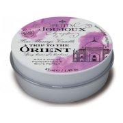 Masážní svíčka A Trip To Orient Petits Joujoux - 43 ml