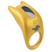 Designový vibrační erekční kroužek Horny AF - Naughty Bits