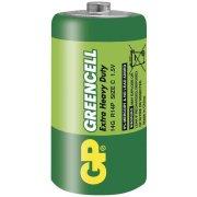 Baterie monočlánek C Green Power