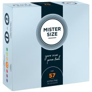 Kondomy MISTER SIZE 57 mm (36 ks)