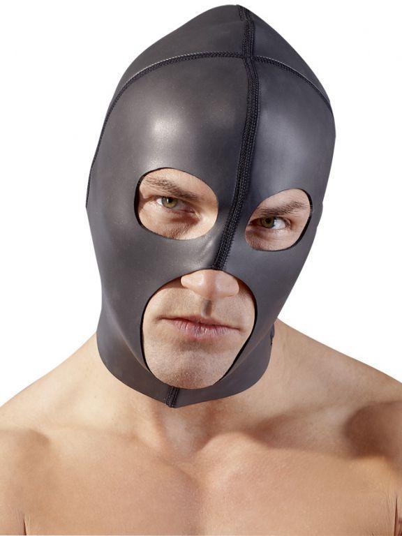 Fetish CollectionNeoprenová maska - 3 otvory