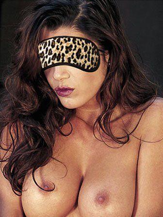 Oční maska Leo (leopard)