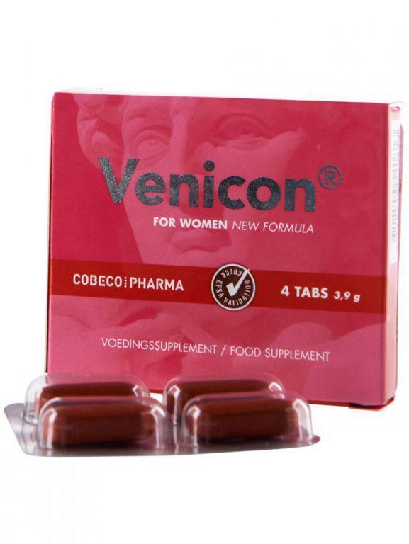 Cobeco Pharma Venicon pro ženy na zvýšení sexuální touhy