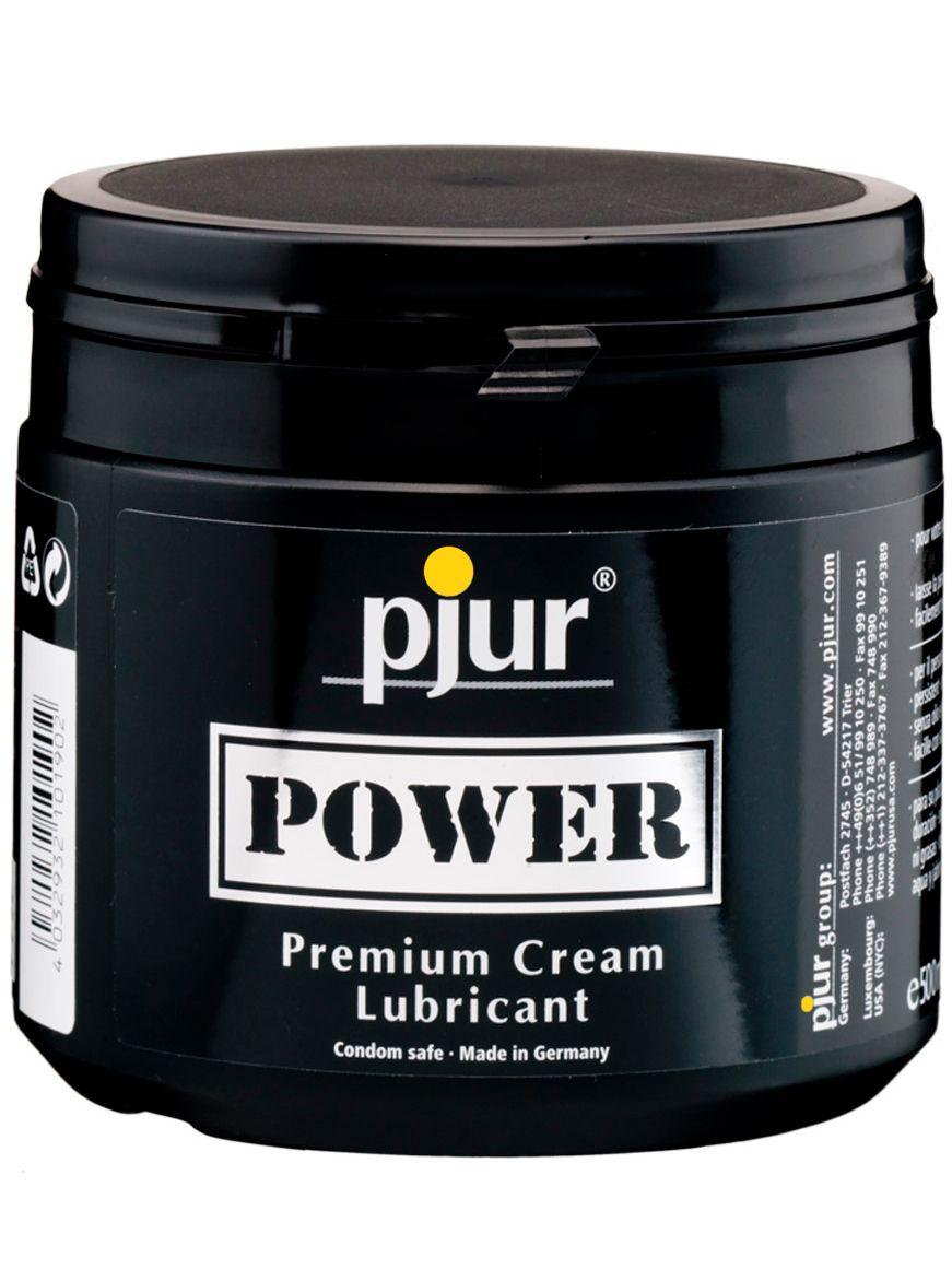 Pjur Hybridní krémový lubrikant Pjur Power