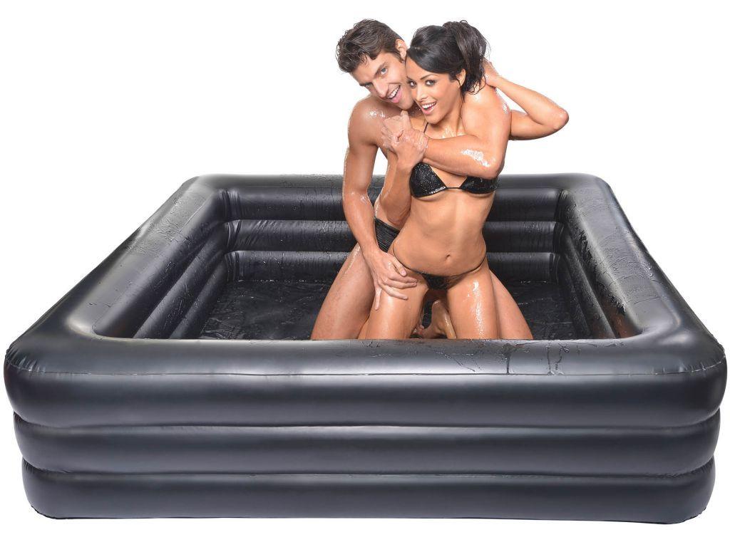 Bazén na mokré hrátky (nafukovací)