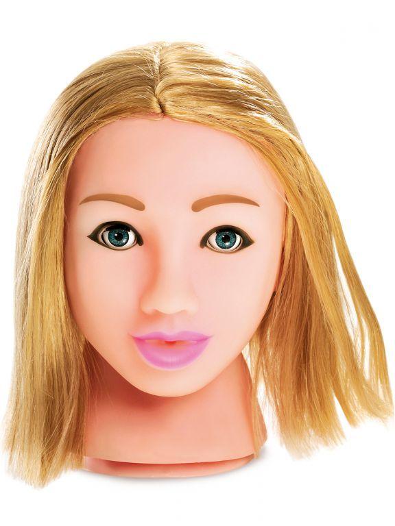 PipedreamMasturbátor Fuck My Face - blondýnka