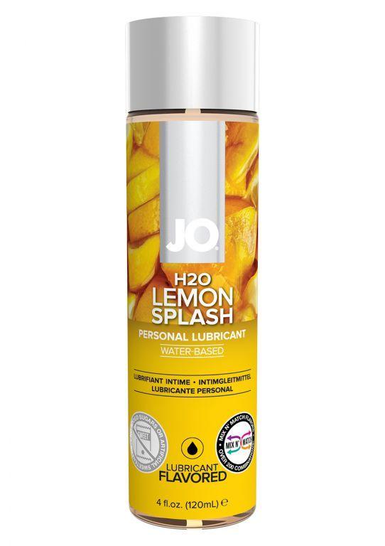 System JOLubrikační gel System JO H2O Citron