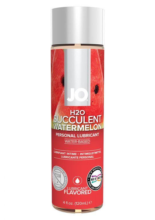 System JOLubrikační gel System JO H2O Vodní meloun