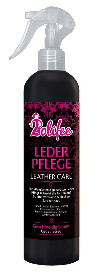 PolifeePolifee Leather Care - pečující přípravek na kožené oděvy a doplňky