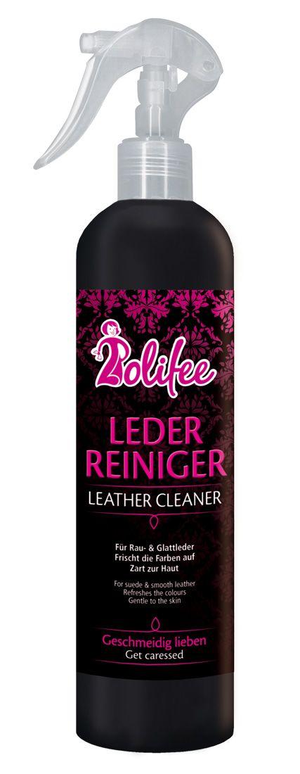 PolifeePolifee Leather Cleaner - čisticí přípravek na kožené oděvy a doplňky