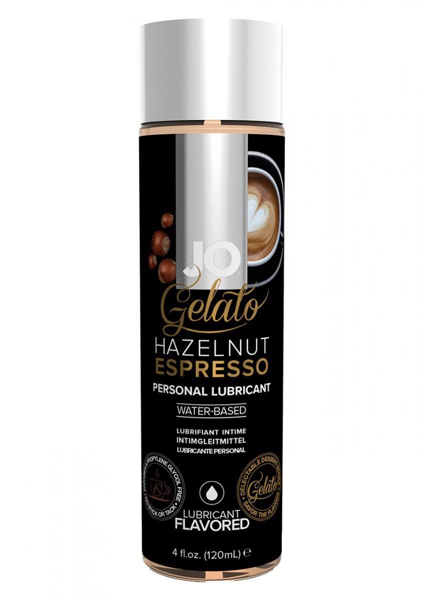 System JOLubrikační gel System JO Gelato Oříškové espresso