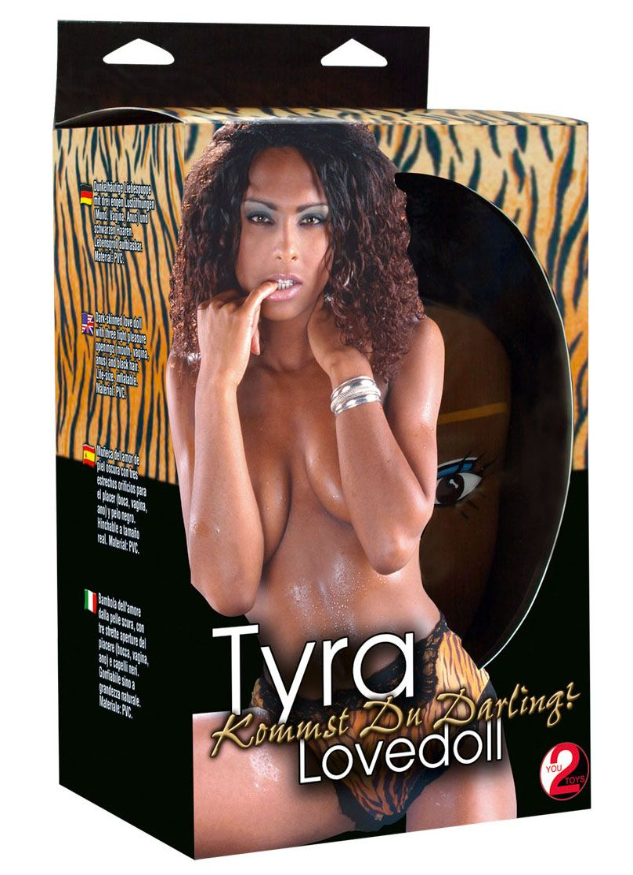 Nafukovací panna Tyra