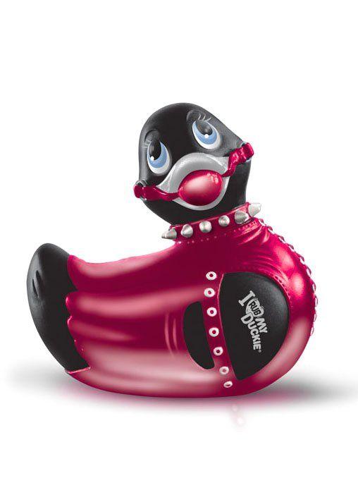 Big Teaze ToysVibrační kachnička - bondage styl