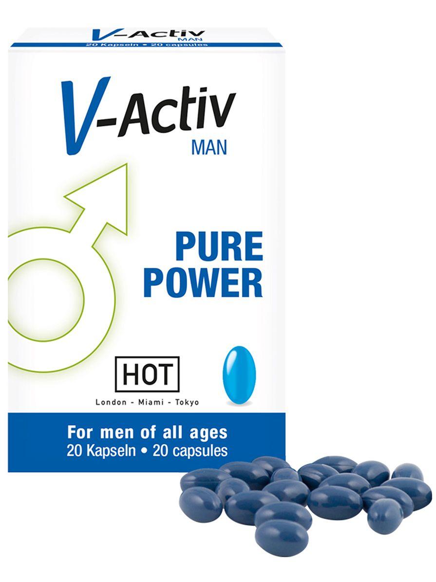 HOT V-Activ for Men