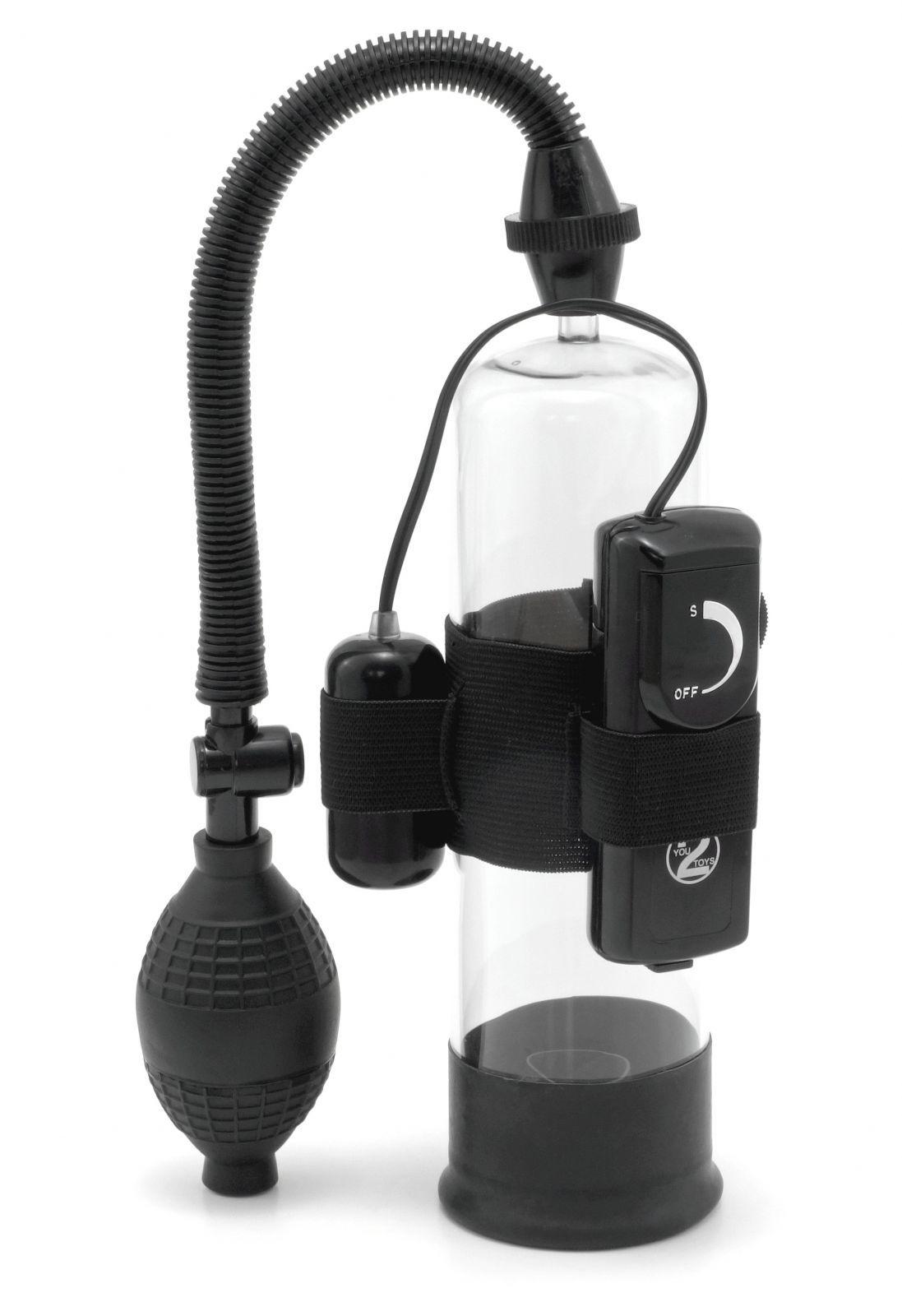 Seven Creations Vibrační vakuová pumpa